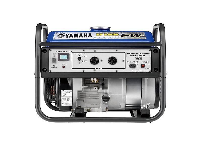 YAMAHA - EF2600FW